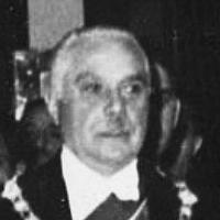 Black-and-white photograph of Rafael Trujillo