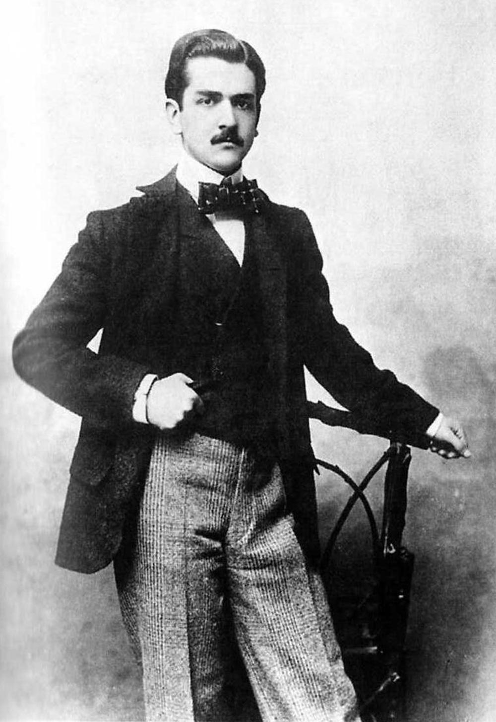 Raymond Roussel, 1896.