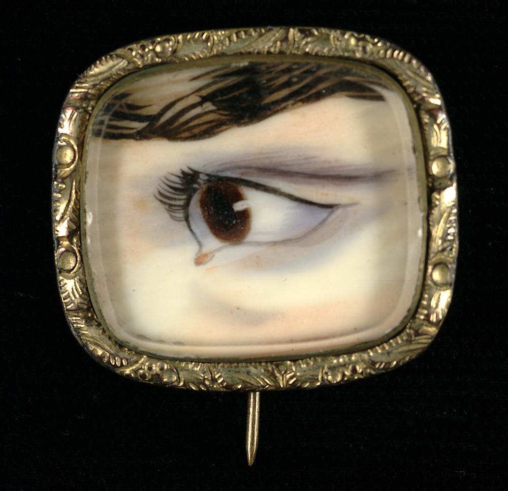 Eye, c. 1900. Smithsonian American Art Museum, Gift of Henry D. Hill.