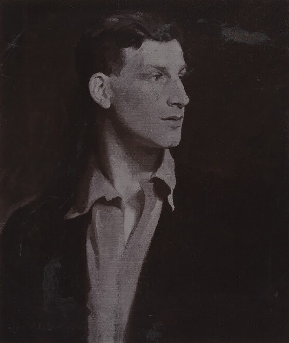 Siegfried Sassoon, by William Edward Gray, after Glyn Warren Philpot, 1917. © National Portrait Gallery, London.