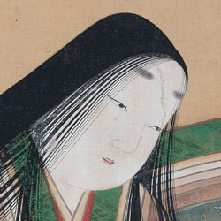 A painting of Shoshi