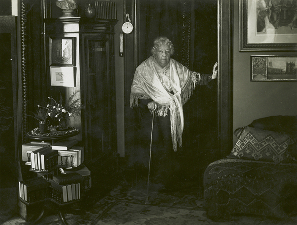 Elizabeth Cady Stanton, c. 1900. New York Public Library, The Miriam and Ira D. Wallach Division of Art, Prints and Photographs.