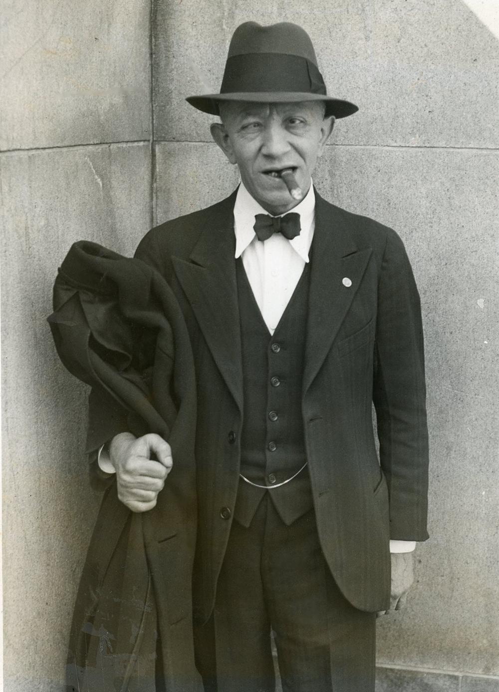 Stitch McCarthy, 1931.