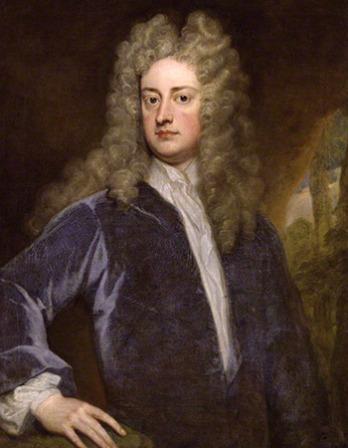 English essayist, poet, and dramatist Joseph Addison.
