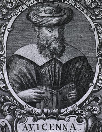 Persian philosopher and scientist Avicenna.