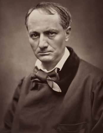 Photograph of Charles Baudelaire
