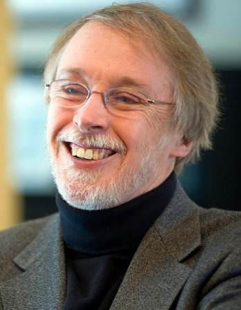 American author of fiction, nonfiction and poetry Charles Baxter.