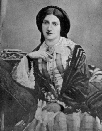 English cook and author Isabella Mary Beeton.