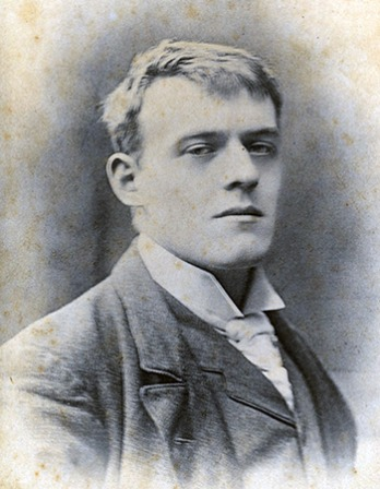 British author Hilaire Belloc.