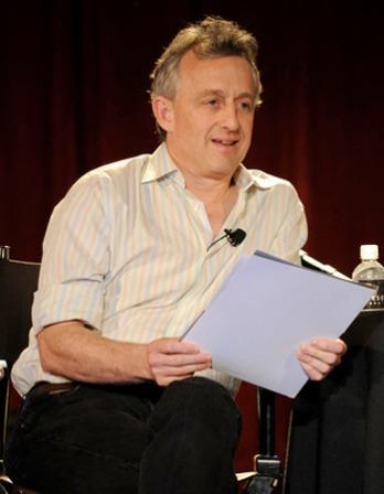 Photograph of New Yorker staff writer Burkhard Bilger.