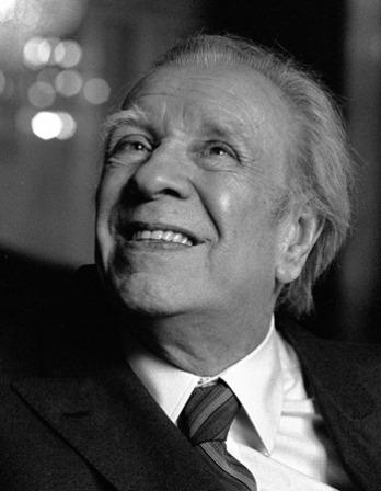 Photograph of Jorge Luis Borges