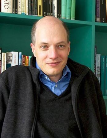 Swiss writer, philosopher, and television presenter Alain de Botton.
