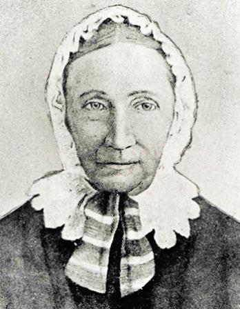 American pioneer colonist Tabitha Brown.