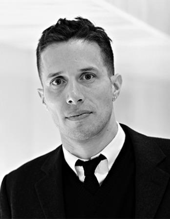 Historian and editor D. Graham Burnett.