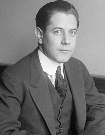 Cuban chess player José Raúl Capablanca.