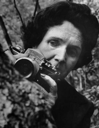 Photograph of Rachel Carson