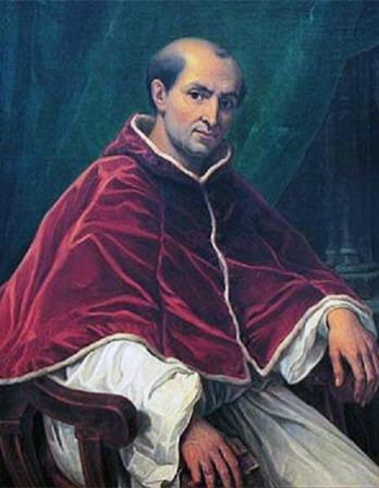 Pope Clement V.