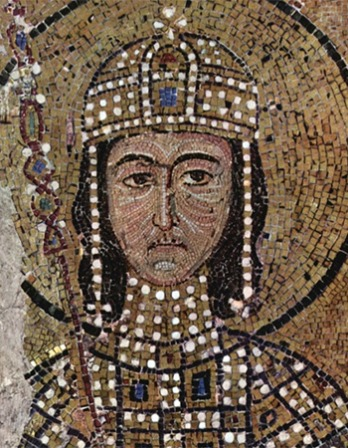 Byzantine historian and daughter of the emperor Anna Comnena.