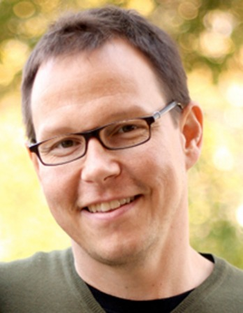 Photograph of American editor Brent Cunningham.