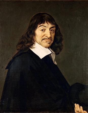 French mathematician and philosopher René Descartes.