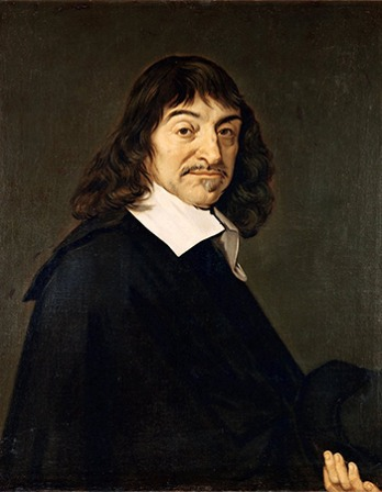 French mathematician and philosopher René Descartes.