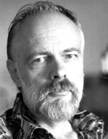 American author Philip K. Dick.