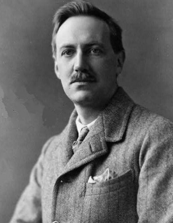 Photograph of Lord Dunsany