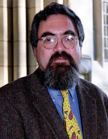 Photograph of historian Anthony Grafton.