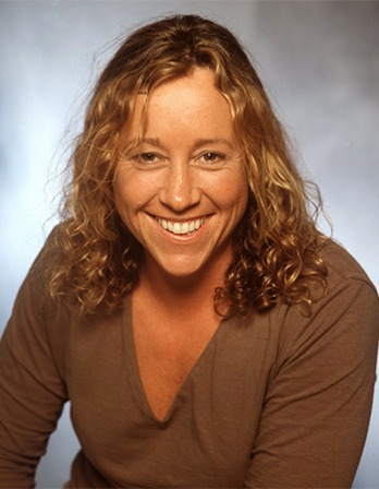 Photograph of Survivor contestant Sue Hawk.