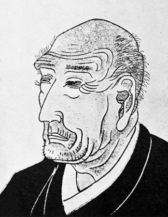 Japanese artist Hokusai.