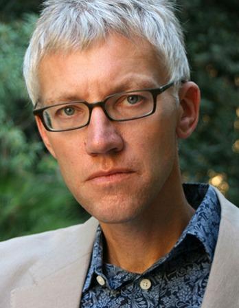 British novelist and historian Tom Holland.