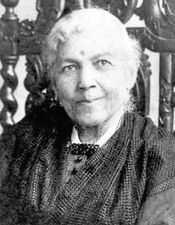 American abolitionist and author Harriet Jacobs.
