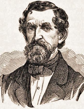 Image of South Carolina secession leader David Flavel Jamison.
