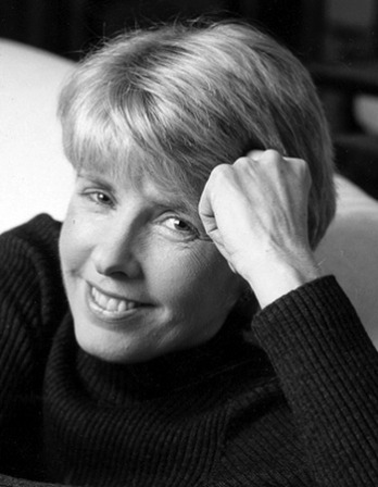 Photograph of American clinical psychologist and writer Kay Redfield Jamison.