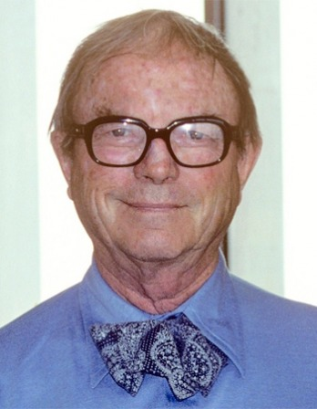 Photograph of American animation director Chuck Jones.