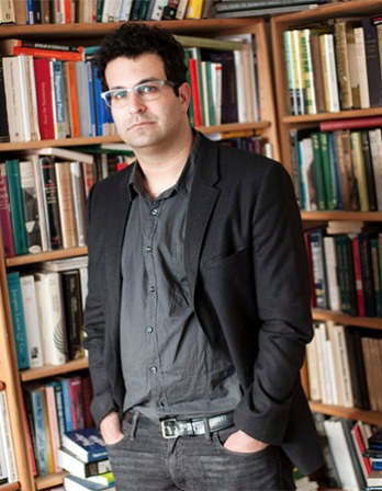 Professor of critical theory and cultural history Ben Kafka.