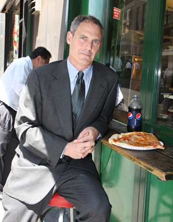 American food journalist and editor Frederick Kaufman.