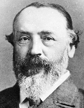 Photograph of British politician and journalist Henry Du Pré Labouchère.