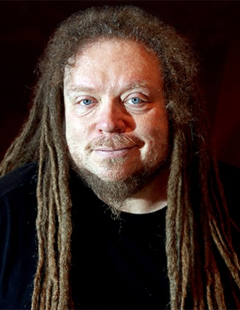 American writer, computer scientist, and composer Jaron Lanier.