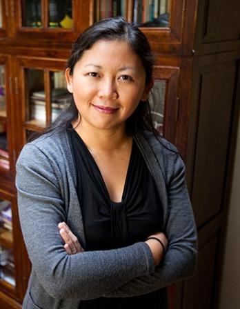 Chinese American writer Yiyun Li.