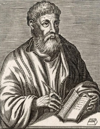 Greek rhetorician Libanius.