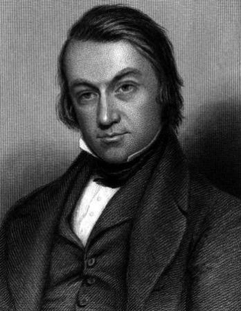 Image of Scottish poet, journalist, and author Charles Mackay.