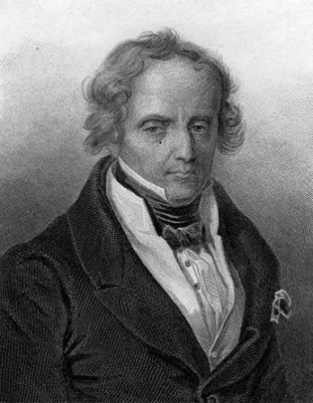 French author Xavier de Maistre.