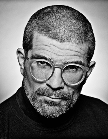 American playwright and author David Mamet.
