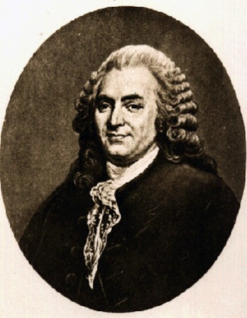 British writer Bernard Mandeville.