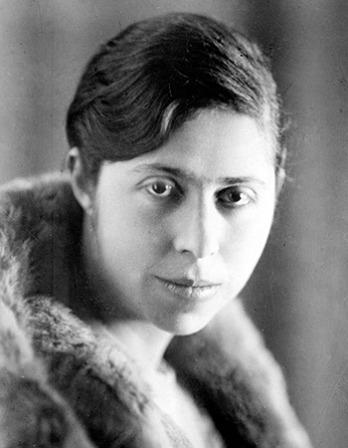 French novelist Irène Némirovsky.
