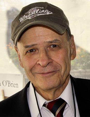 American novelist Tim O'Brien.