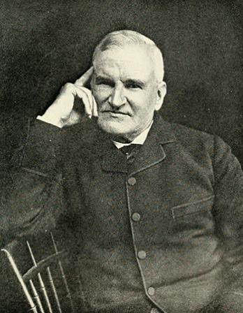 American historian Francis Parkman.