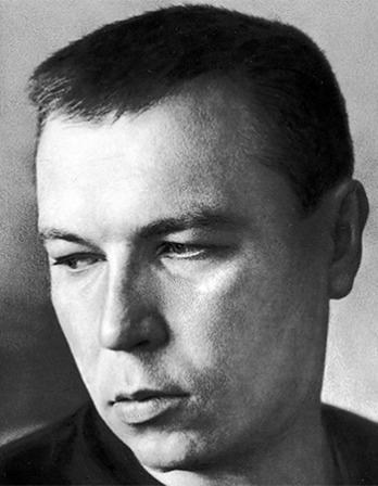 Russian author Viktor Pelevin.