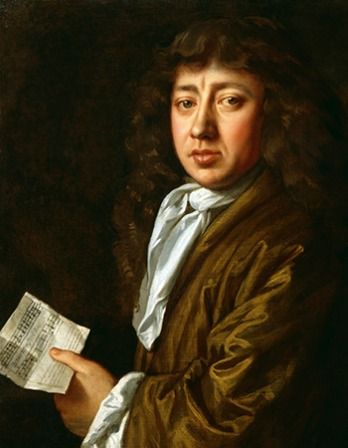 English diarist and naval administrator Samuel Pepys.